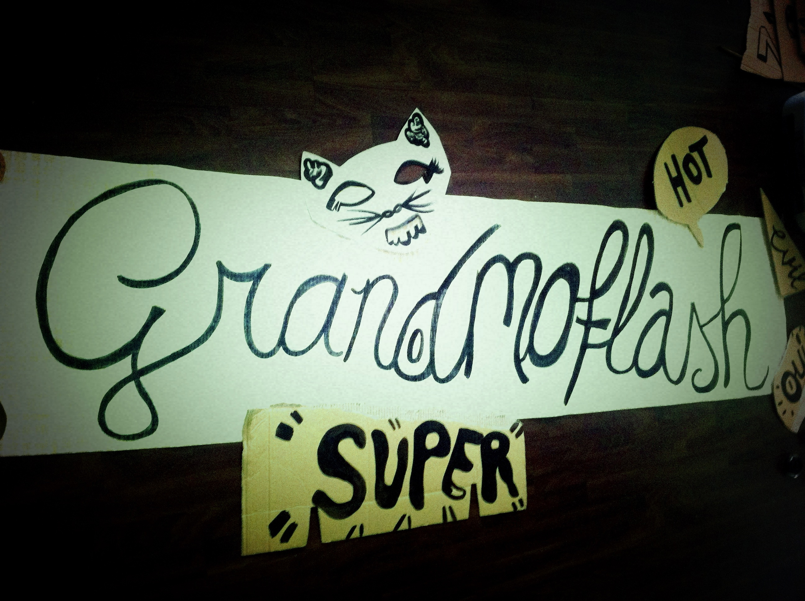 Grandmoflash MEow!