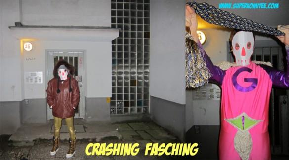 crashing fashing by superkomitee